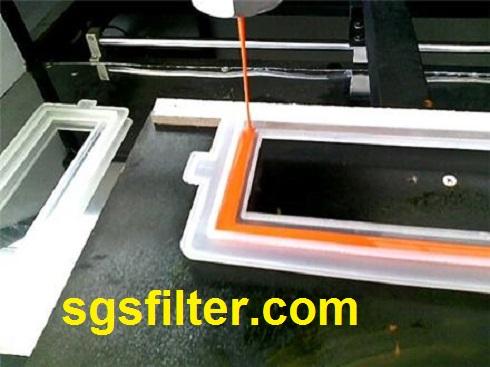 تولید فیلتر هوای خودرو در منزل