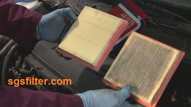 تاثیر فیلتر هوا بر عملکرد خودرو