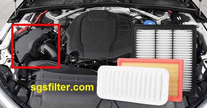نقش فیلتر هوا در مصرف سوخت